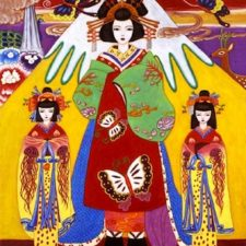 oiran courtesan